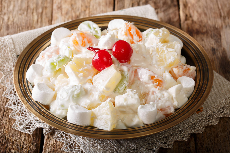 Marshmallow Salad